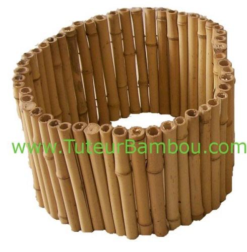 bordure de jardin bambou. Black Bedroom Furniture Sets. Home Design Ideas